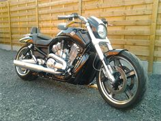 Jurgen Bossuyt's Harley-Davidson VRSCF V-ROD Muscle with TAB Performance Exhaust Pipes