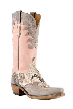 And these too!  Lucchese Boot Co. - Official Site / Lucchese Since 1883 - N4079