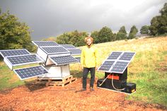 Un village d'éco-inventeurs, pour développer des outils libres au service de l'écologie et de l'intérêt général - Basta !