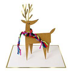 Reindeer card - PRE-ORDER