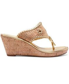 Step right up — Jack Rogers is now available at Macy's! Read all about it, only at mblog.macys.com