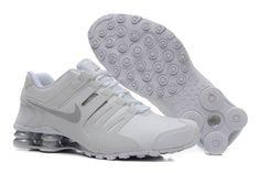 new arrival db4b5 73235 discount nike shox current hvid sølv herre nike free shoes cheap nike  running shoes buy 3496f ...