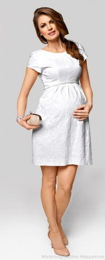 Emma Maternity dress