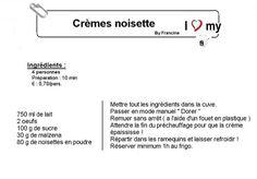 creme noisette