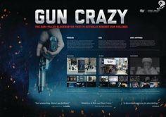 Image result for States United to prevent gun violence_Gun crazy