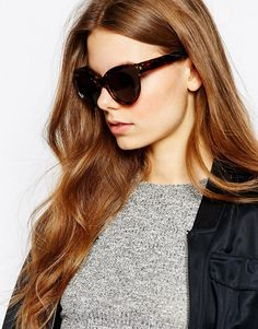 AJ Morgan Cat Eye Sunglasses