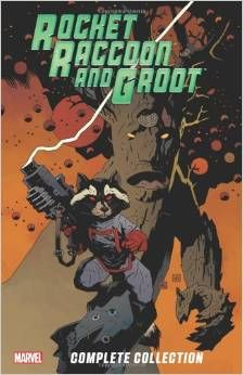 Rocket Raccoon & Groot: The Complete Collection by Bill Mantlo - @ComicMangaEnt