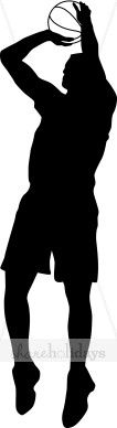 basketball shooter silhouette - Google Search