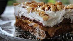 Φανταστικό Γλυκό Ψυγείου Σοκολάτα-Καραμέλα - Chocolate & Caramel Pudding