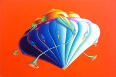 Garlic Babel, 2010, olio e acrilico su tela, 100x150 cm - Ignazio Mazzeo #art #painting #colours #nature #ignaziomazzeo