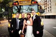 Yellow School Bus NYC
