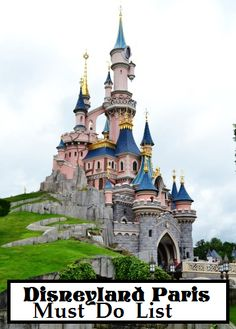 Top Things to Experience in Disneyland Paris - Disney Insider Tips