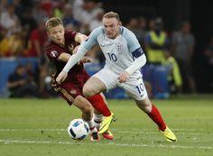 Inglaterra vs Rusia  1-1