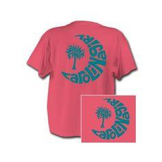 Carolina Girl Carolina Moon T- Shirt