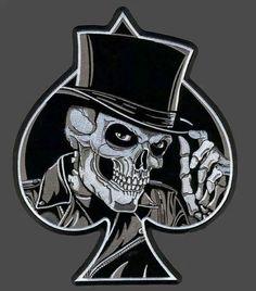 Cool skeleton art