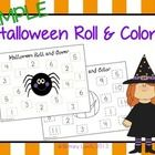 This activity includes 2 Halloween worksheets (color & black/white) for students to practice recognizing numbers and 1-1 correspondence when us...