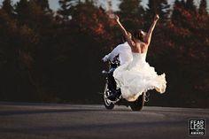 #bikerwedding #ChopperExchange #bikerlove 50+ Best Award Winning Professional Wedding Photography Pictures By Fearless Photographers: