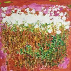 Oil Painting Techniques, Colorful Abstract Art, Nordic Art, Abstract Painters, Mixed Media Art, Art Museum, Design Art, Colours, Flowers