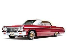 chevy impala ss '64
