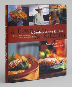 A Cowboy in the Kitchen Hardcover