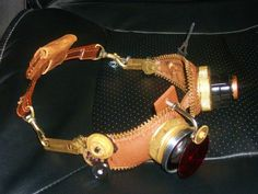 How to Steampunk Goggles via Instructables