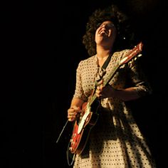 Alabama Shakes from Muscle Shoals AL