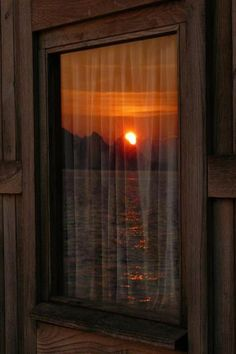 """simply-beautiful-world: """" ❥‿↗⁀simply-beautiful-world beautymothernature: """" stellarsky share moments """" """" Beautiful Sunset, Simply Beautiful, Beautiful World, Looking Out The Window, Beltane, Window View, Window Ledge, Through The Window, Windows"""