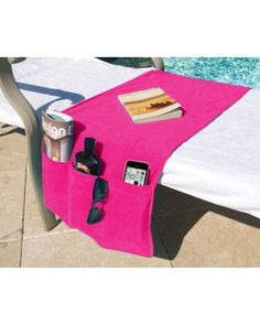 49d68ad7454b Better Things Boca Chaise Organizer Pool Chairs