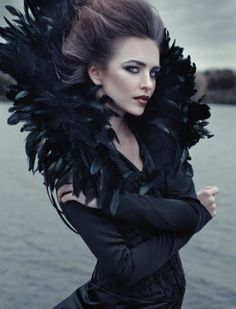 Fabulous gothic collar