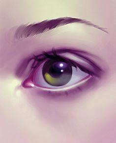 3 top tips for creating convincing eyes: http://www.creativebloq.com/digital-art/3-top-tips-creating-convincing-eyes-31514438
