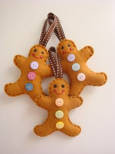 gingerbread men goodness