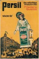 Werbung 1920: Zeitgeschichte, Zeitzeugen und Erinnerungen.