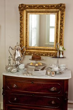 Buffets Add Style to Every Space