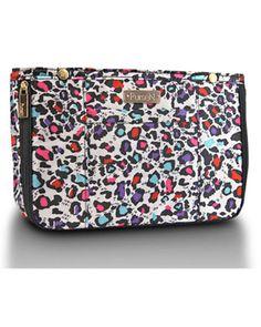 PurseN Medium Organizer in Multi/Leopard, handbag organizer, $54
