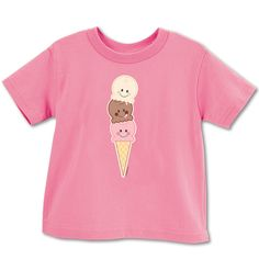Ice Cream Sprinkles T-Shirt