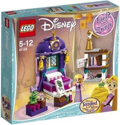 Shop LEGO Disney Rapunzel's Castle Bedroom Building Set 41156 Multicolor at Best Buy. Find low everyday prices and buy online for delivery or in-store pick-up. Lego Disney Princess, Disney Rapunzel, Rapunzel Castle, Disney Cinderella Castle, Disney Aladdin Genie, Disney Planes, Disney Frozen Elsa, Lego Lone Ranger, Castle Bedroom