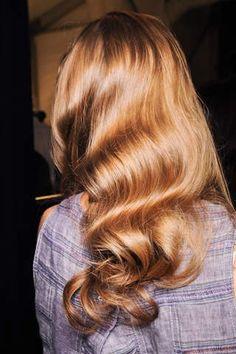 wavy hair <3
