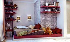 Perfect Designs of Bedrooms for Teenage Girls: Astonishing Ideas For Teen Girl Bedroom ~ workdon.com Teen Room Designs Inspiration