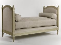 Antoinette Daybed in Grey Birch - LOW STOCK - CALL TO CONFIRM AVAILABILITY
