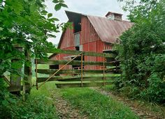 Old Barn and Gate!