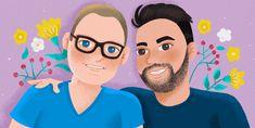 Couple Portrait   Fiverr Discover