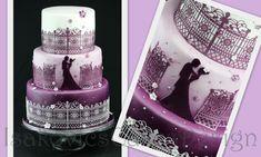 wedding in lilac