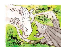 """Este año se celebra el 75 aniversario de """"El Guernica"""". Así es como lo ve Raúl Sagospe (ilustración del libro """"Papeles arrugados"""")"""