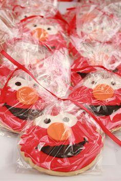 "Photo 10 of 24: Elmo / Birthday ""ELMO themed 2nd birthday party"" | Catch My Party"