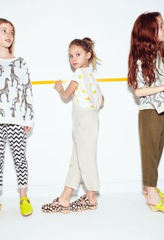 KIDS Girls-LOOKBOOK   ZARA 日本