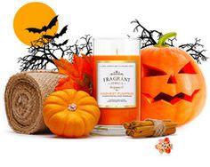 Harvest Pumpkin - Jewel Candle......mmmmmmm