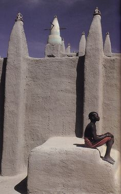 in Mali, photographed byMaggie Steber    forBeyond The Horizon  published by National Geographic Society, 1992