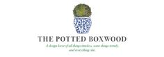 Aerin Lauder | The Potted Boxwood