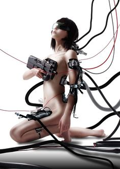 Cosplay Ghost in the Shell #560 - Blog de PNG