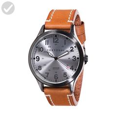 Tokyobay Mason watch, tan - Mens world (*Amazon Partner-Link)
